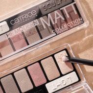 Отзывы Тени для век CATRICE The Modern Matt Collection Eyeshadow Palette 010 матовые