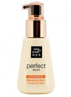 Базовая восстанавливающая эссенция MISE EN SCENE Perfect Base Up Essence Golden Morocco Argan Oil 200мл: фото