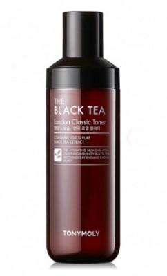 Тонер для лица с экстрактом черного чая TONY MOLY The black tea london classic toner 180 мл: фото