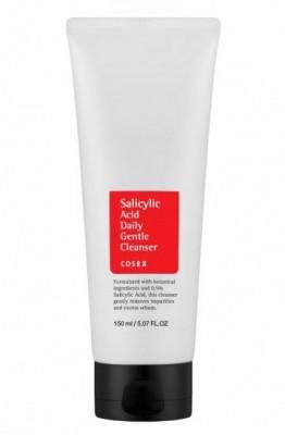 Пенка для проблемной кожи с салициловой кислотой COSRX Salicylic Acid Exfoliating Cleanser 150мл: фото