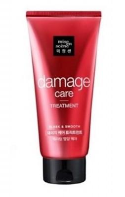 Маска для поврежденных волос MISE EN SCENE Damage Care Treatment 330ml: фото