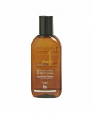 Шампунь терапевтический №2 для сухих, повреждённых, окрашеных волос SIM SENSITIVE System4 100 мл: фото
