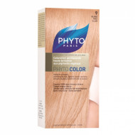 Краска для волос PHYTOSOLBA Phyto Color 9 Очень светлый блонд: фото