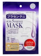 Маска с плацентой Japan Gals Pure5 Essential 1 шт: фото