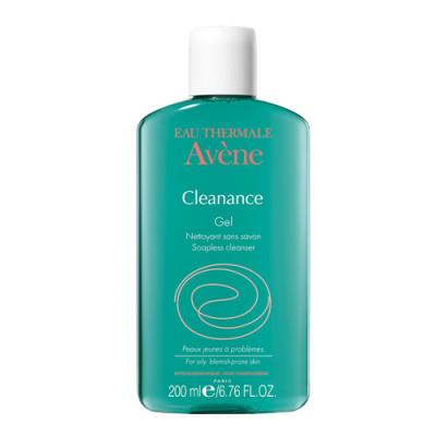 Гель очищающий для проблемной кожи Avene Cleanance 200 мл: фото