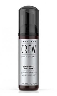 Очищающее средствово для бороды American Crew BEARD FOAM CLEANSER 70мл: фото