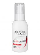 Крем против вросших волос с АНА кислотами Aravia Professional, 100 мл.: фото
