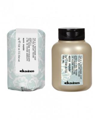 Пудра-текстуризатор Davines Texturizing dust - More Inside для мгновенного объема волос 8 гр: фото