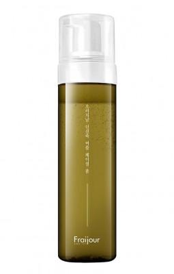 Пенка для умывания EVAS Fraijour Original Artemisia Bubble Facial Foam 200 мл: фото