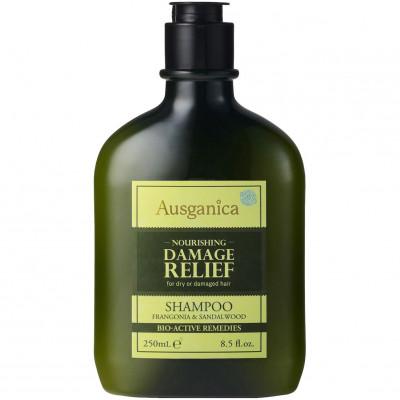 Шампунь для поврежденных волос Ausganica 250 мл: фото
