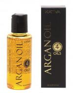 """Восстанавливающий защитный концентрат для волос """"4 масла""""Kativa ARGAN OIL 60мл: фото"""