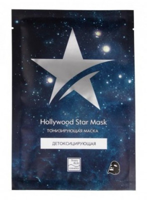 Детоксицирующая тонизирующая маска Beauty Style Hollywood Star Mask 30г: фото