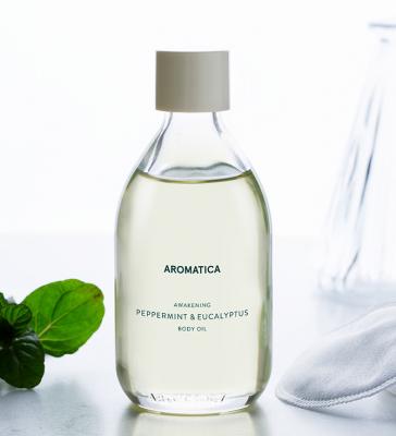 Масло для тела перечная мята и эвкалипт Awakening Body Oil Peppermint & Eucalyptus 100мл: фото