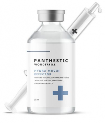 Сыворотка увлажнение и питание EVAS Panthestiс Wonderfill Hydra Mucin Effector 35 мл: фото