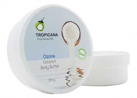 Крем-масло ОЗОН TROPICANA COCONUT BODY BUTTER OZONE 250г: фото