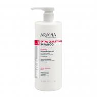 Шампунь глубокой очистки для подготовки к профессиональным процедурам ARAVIA Professional Extra Clarifying Shampoo 1000мл: фото
