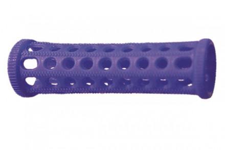 Бигуди пластиковые Sibel 20мм синие 10шт: фото