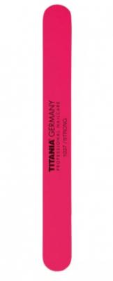 Пилочка для ногтей полировочная песочная TITANIA розовая: фото