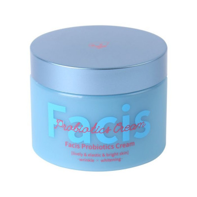 Крем для лица ОСВЕТЛЕНИЕ Facis All-In-One Pearl Whitening Cream 100мл: фото