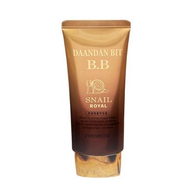 BB-крем с муцином улитки DAANDAN BIT Snail B.B Cream SPF50+ / PA +++ 50мл: фото