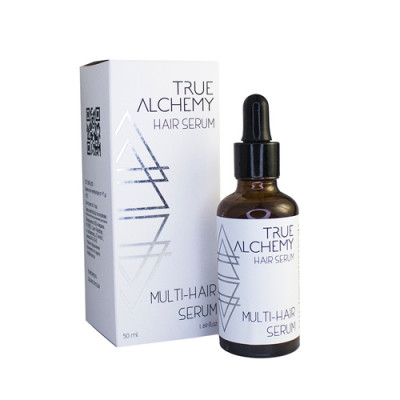 Сыворотка для волос True Alchemy Multi-Hair 50мл: фото