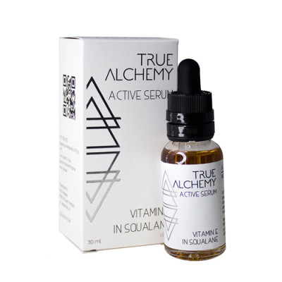 Сыворотка для лица True Alchemy Vitamin E in Squalane 30мл: фото