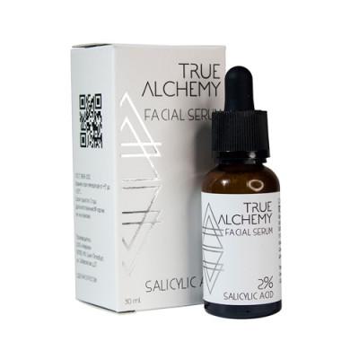 Сыворотка для лица True Alchemy Salicylic Acid 2% 30мл: фото