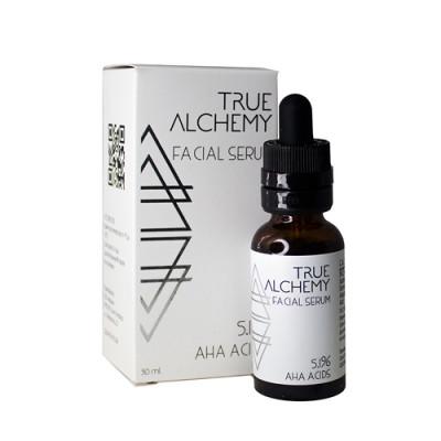 Сыворотка для лица True Alchemy AHA Acids 5.1% 30мл: фото