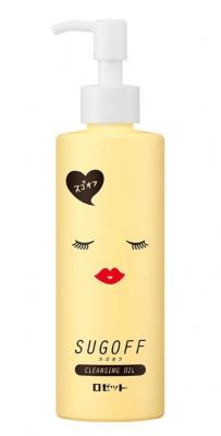 Масло гидрофильное для снятия макияжа с АНА кислотами Rosette Sugoff 200мл: фото